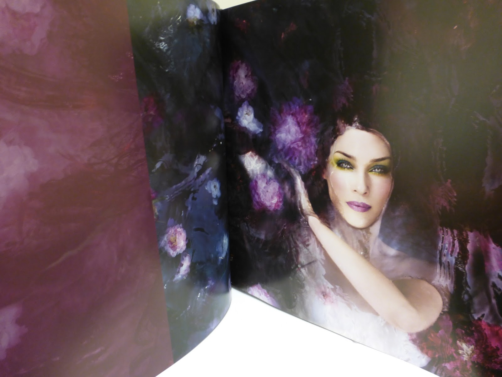 Francesca Tolot - One Woman 100 Faces