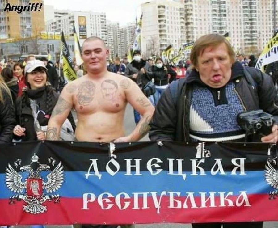 На Донбассе усиливаются конфликты между группировками террористов, - ИС - Цензор.НЕТ 6907