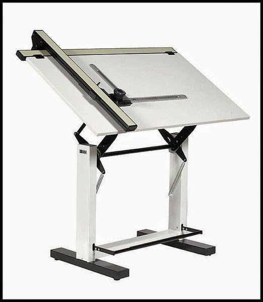 bieffe drafting table instructions