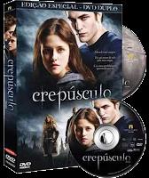 DVD de CREPÚSCULO (Duplo)