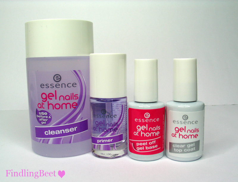 findlingbeet essence gel nails at home review mit. Black Bedroom Furniture Sets. Home Design Ideas