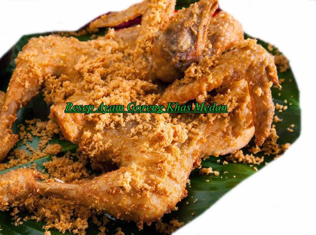 Resep Resep Masakan Indonesia  C B Home  C B Ayam Goreng