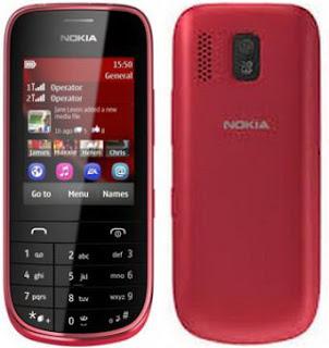 Firmware Nokia Asha 202 RM-834 v.20.52