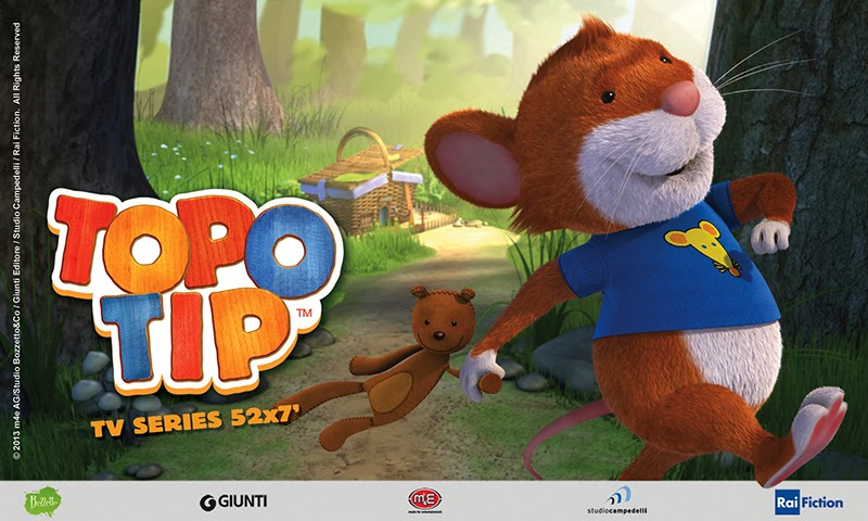 Tip the Mouse Trailer