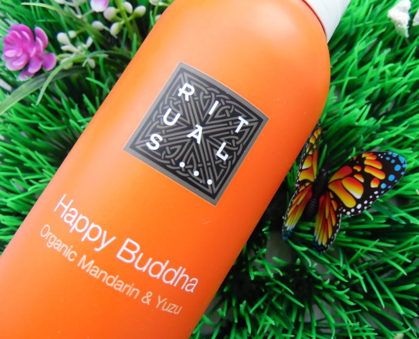 Rituals, Happy Budda, Pianka do mycia