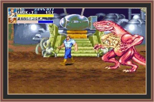 Cadillacs and Dinosaurs Screen Shot no.1