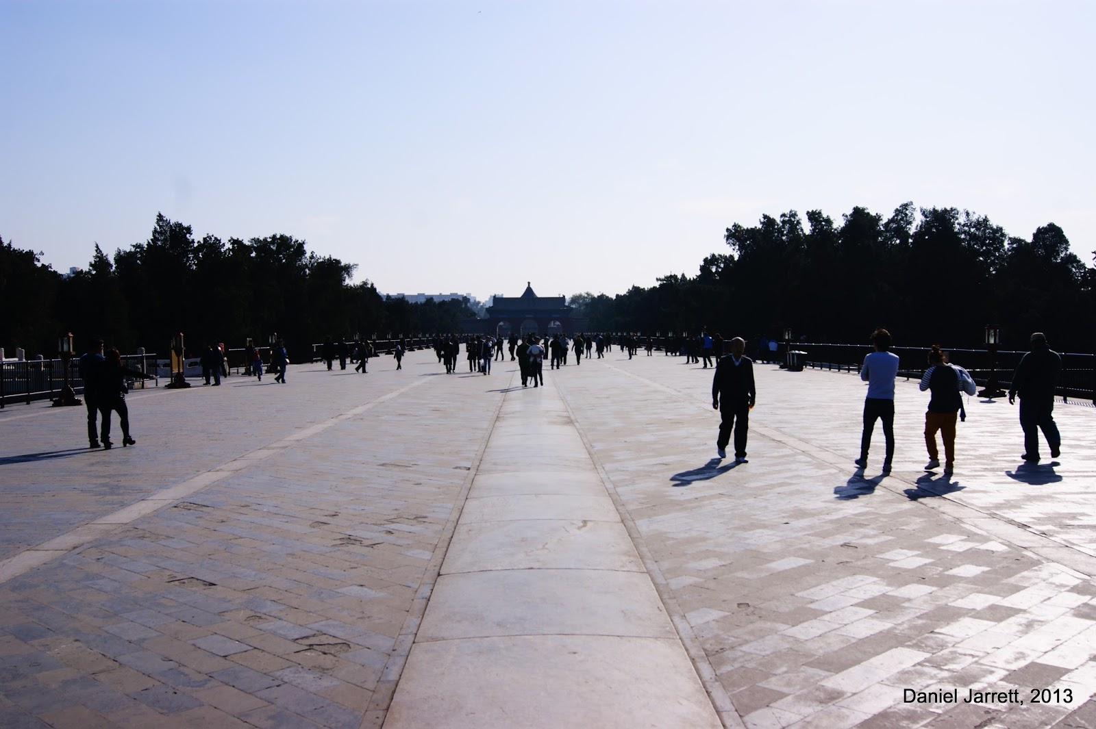 Temple of Heaven Park, Avenue