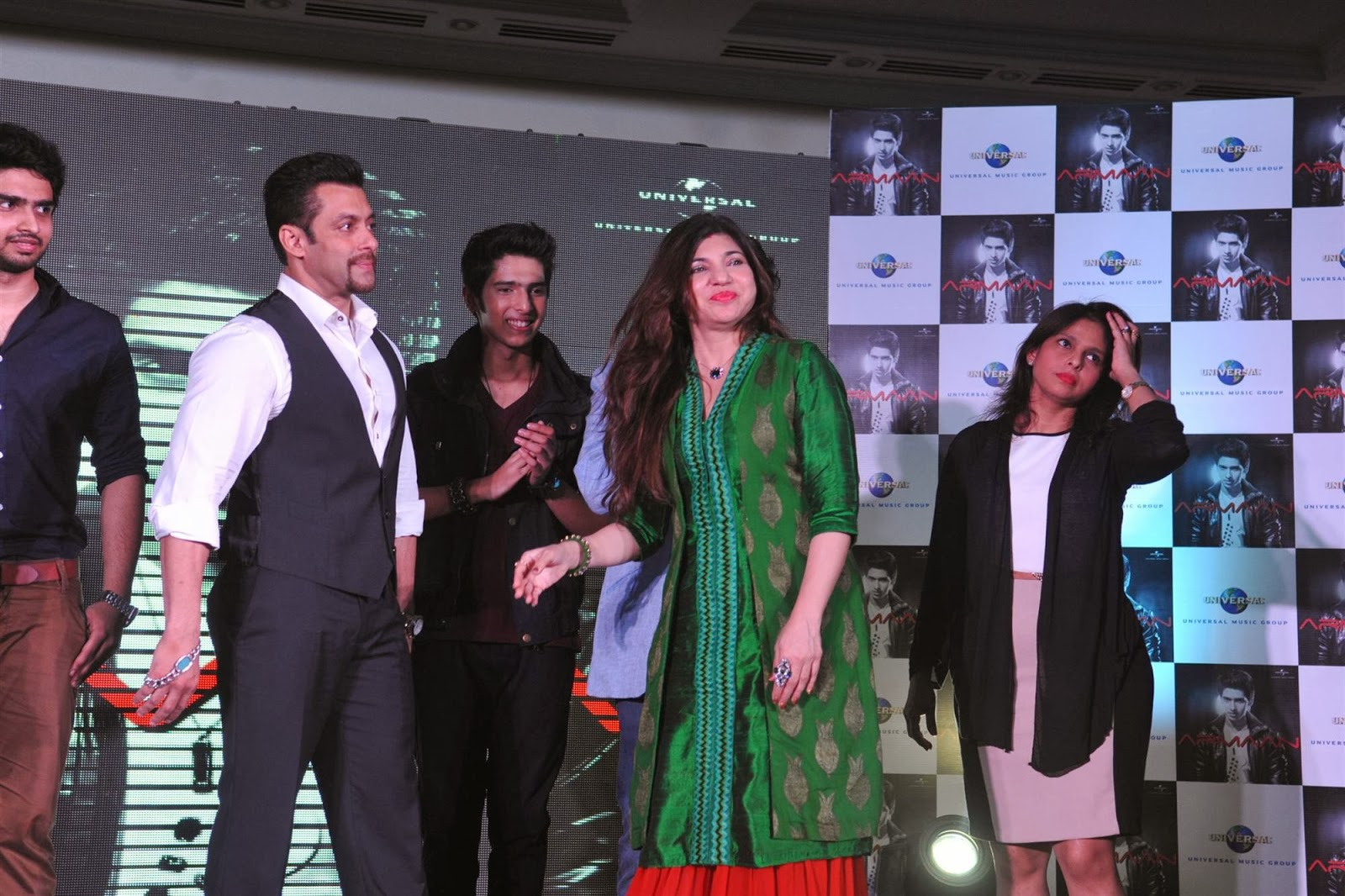 Salman Khan launches Armaan Malik debut music album