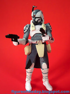 Clone Commander Wolffe (The Black Series)