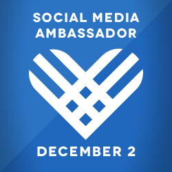 proud #GivingTuesday #Ambassador