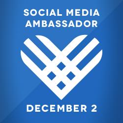 proud #GivingTuesday #Ambassador