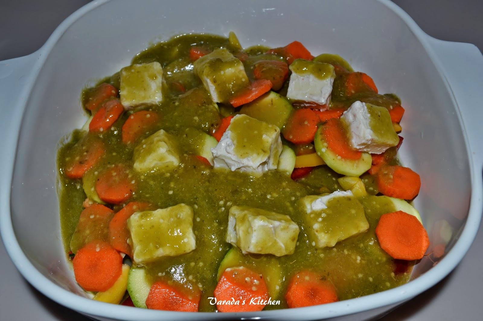 Salsa Verde Lasagna Recipe — Dishmaps