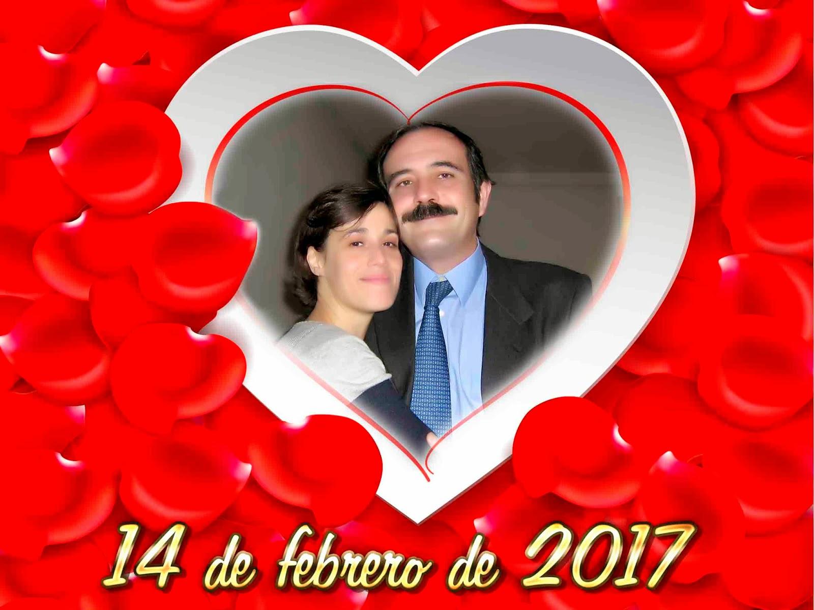 Corazón para tu amor - Marcos en psd y png para descargar gratis.