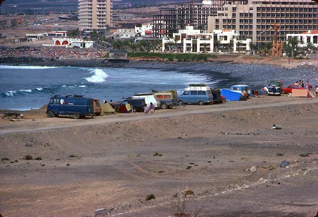Playa Las Americas 1972