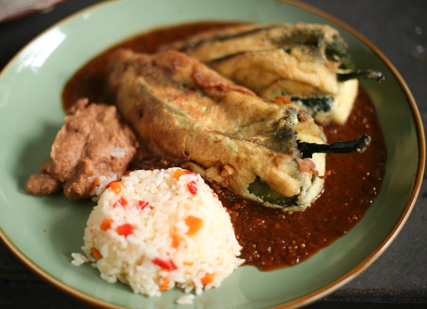 Gluten-free Gourmand: How to Make Chiles Rellenos Gluten Free