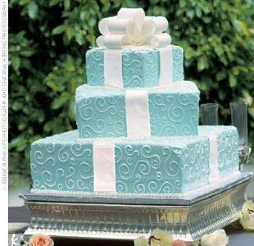 The Tiffany Blue Theme Wedding Ideas: Pick Your Wedding Colors: Tiffany Blue Theme Ideas : Have