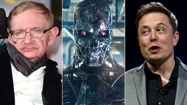 Musk & Hawking: Dangerous AI