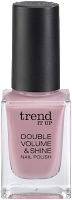 Preview: Die neue dm-Marke trend IT UP - Double Volume & Shine Nail Polish 030 - www.annitschkasblog.de