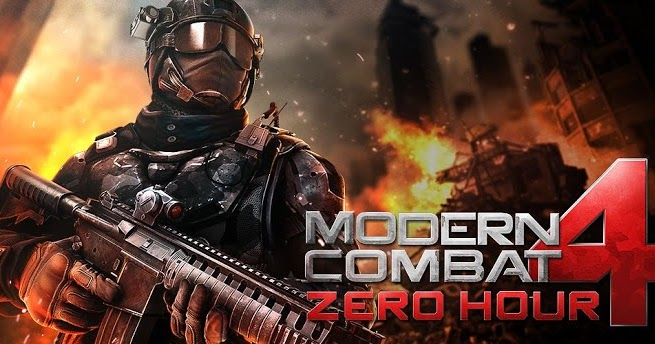 Modern Combat 4 Zero Hour (by Gameloft) U2014 Mobers.ORG U2014 Your Daily Source For Mobile FUN!