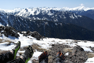 vibram mountains