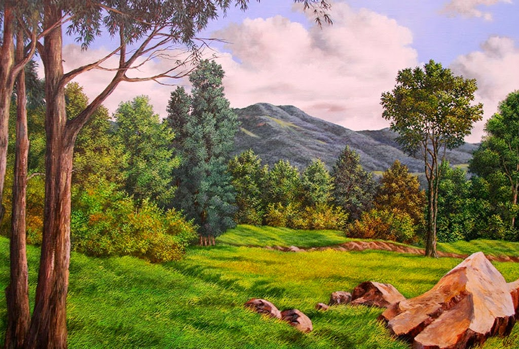 pintura-pueblos-al-oleo