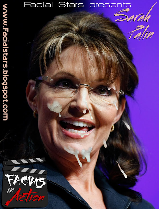 Sarah Palin Facials in Action