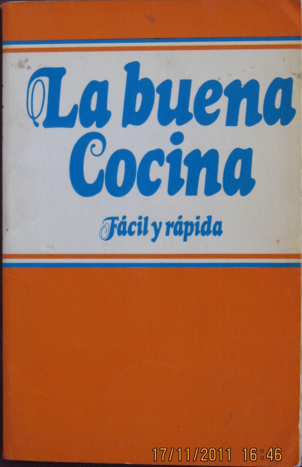 mis libros ya leidos cocina