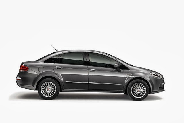 Fiat Linea Facelifted Wallpaper