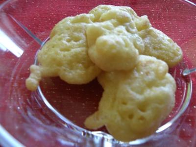 harina de huevo: