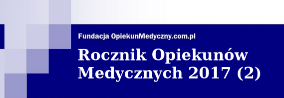 rocznik Opiekunów medycznych II wydanie