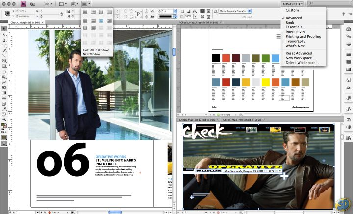 indesign download trial