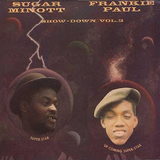 Sugar Minott & Frankie Paul - Showdown Vol.2