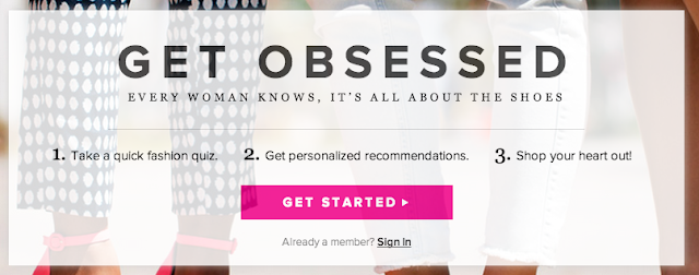 Get Your Personalized ShoeDazzle Showroom!