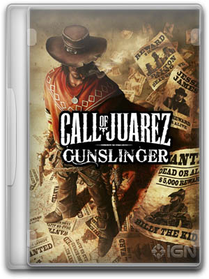 Capa Call of Juarez Gunslinger Pdrdownloads Download Call of Juarez: Gunslinger   Pc Full Reloaded