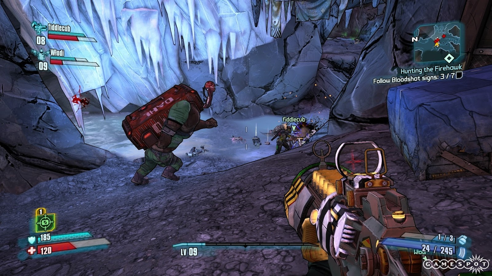 Borderlands 2 Guardian Angel Pics Download