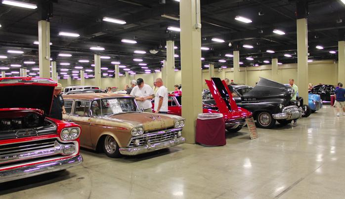 Say It Aint So Vintage Car Show In Nashville - Nashville car show