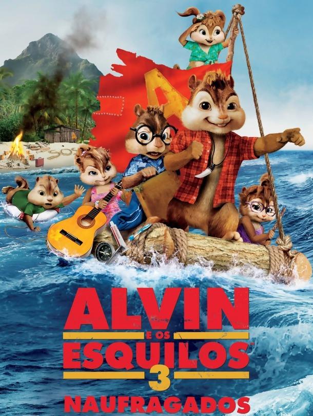 Alvin e os Esquilos 3  000