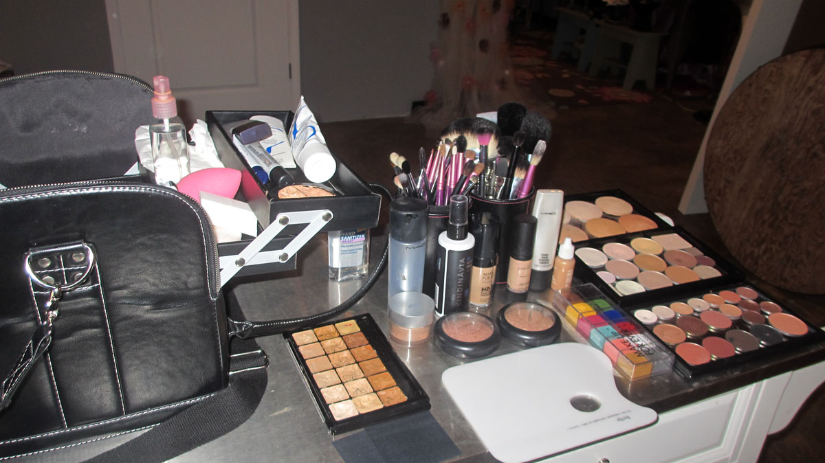 my Pro Makeup Artist Kit