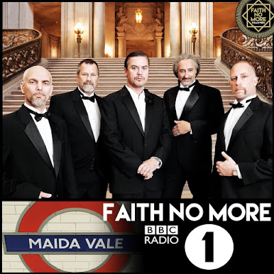 Faith No More - BBC Radio 1 - Rock Show
