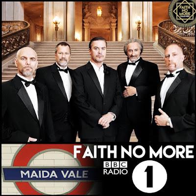 Faith No More - BBC Radio 1 - Rock Show