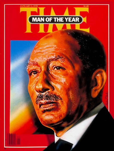 Anwar Sadat, peacemaker, was the Last of the Ancient Egyptians.