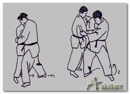 Teknik Dasar Bantingan Tsurikomi-Goshi - Beladiri Judo