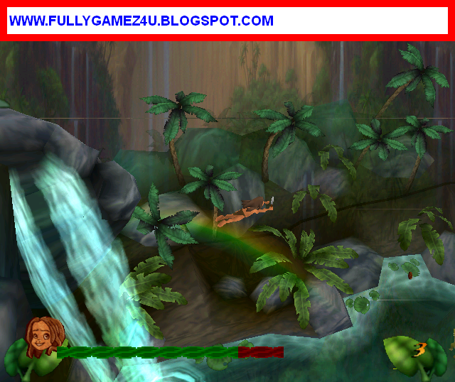 Download Tarzan Game 100% Working