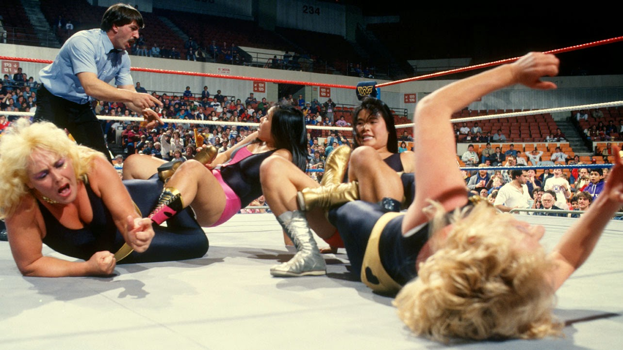Jumping Bomb Angels-japanese female wrestlers-japanese wrestling