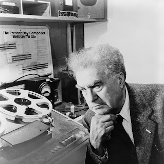 Edgard Varèse Refuses To Die