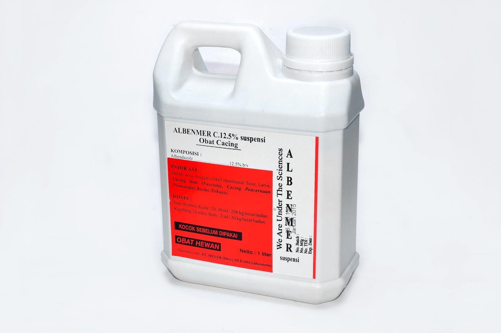 Albenmer Suspensi 12.5% Meyer