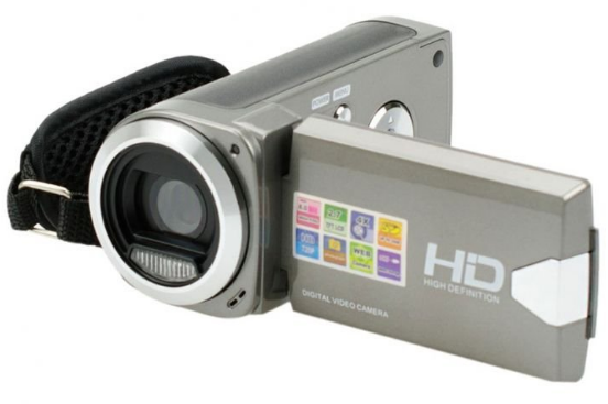 Harga dan Spesifikasi Kogan HD Digital Video Camera