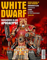 White Dwarf 219 de Julio de 2013