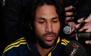 """Yepes: """"Quiero retirarme jugando el mundial Brasil 2014"""""""