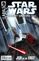Star wars : knight errant escape #5